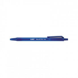 Pix Round Stic Clic albastru 20/cutie - BIC