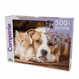 Puzzle 500 piese Companie