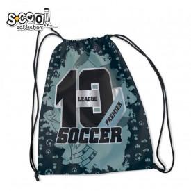 Sac sport SOCCER, 46X35.5 cm - S-COOL