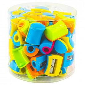Ascutitoare plastic simpla 48|set