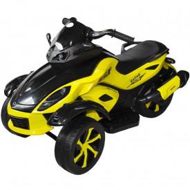 ATV cu acumulator, 2 motoare, 12V, 7A