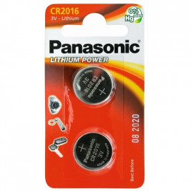 Baterie speciala Panasonic CR2016/2BP