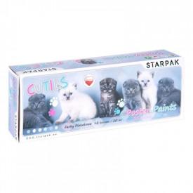 Guase Cats, 20 ml, 12 culori - STARPAK