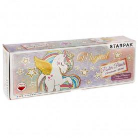 Guase Unicorn, 20 ml, 12 culori/set - STARPAK