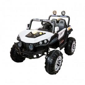Jeep cu acumulator, 4 motoare, 12V