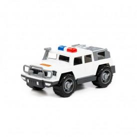 Jeep politie, 24,8x12,4x10,3 cm, Polesie