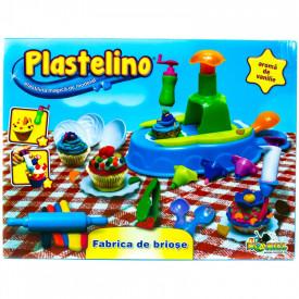 Joc Plastelino Fabrica de Briose Noriel