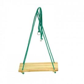 Leagan clasic, din lemn, 49.5x22x5cm - Tupiko