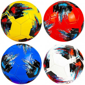 Minge fotbal PU, nr. 5, color, 350g