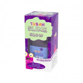 Set slime, DIY - Fosforescent - TUBAN