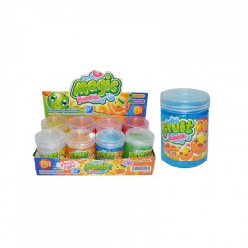 Slime cu sclipici, Magic bubble
