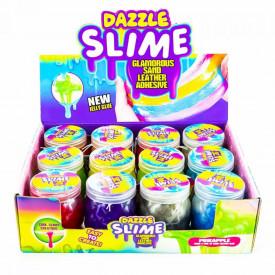 Slime dazzle in borcan, 140 ml