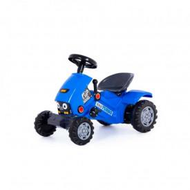 Tractor Turbo 2 cu pedale, 78x44x54 cm, Polesie
