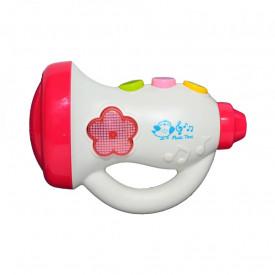 Trompeta cu baterii, pentru bebelusi