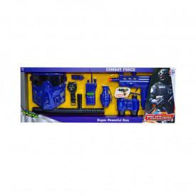 Arme politist cu baterii, 1 set/cutie