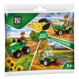 Blocki My Farm, Plic colectie - Utilaje ferma