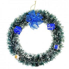 Coronita Craciun - ornamente si fundite