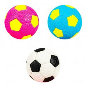 Minge handbal PVC, nr. 2, culori fluo