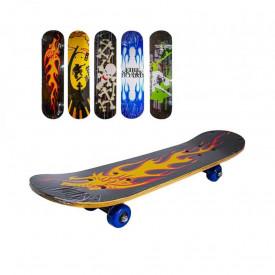 Placa skateboard din lemn, 60 cm