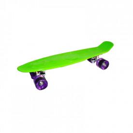 Placa skateboard, roti silicon, 73 cm