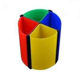 SUPORT BIROU PLASTIC COLOR 468