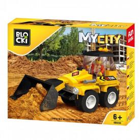 Blocki My City, Mini Buldozer