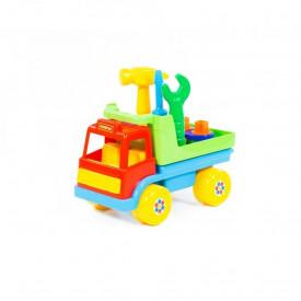 Camion cu unelte, 26x16x17 cm, Cavallino