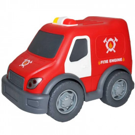 Masina pompieri, cu lumina si sunet