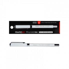 Pix gel metalic Aihao Muse negru