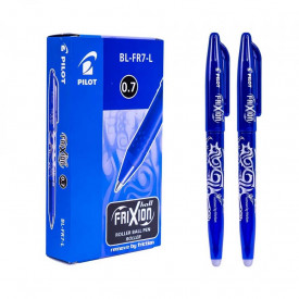 Roller Frixion Ball, 0.7mm, albastru - PILOT