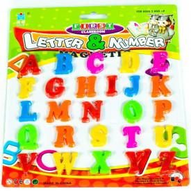 Set Litere Magnetice Mari 8315