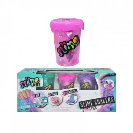 Slime - set creativ cu gelatina Cosmic, 3 buc/set
