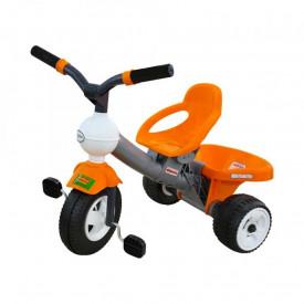 Tricicleta cu pedale, Didactic 3, 74x49,5x55,5 cm, Polesie