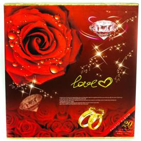 Album Foto 40 poze Wedding Rosu,File Autoadezive 2912