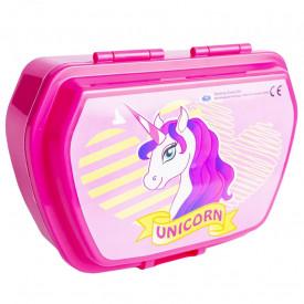 Cutie sandwich Unicorn, orizontala, 18x13,5cm