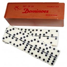Domino, cutie plastic 5x2.5cm