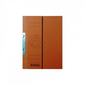 Dosar color de incopciat 1|2 320g orange Set 10 - HERLITZ