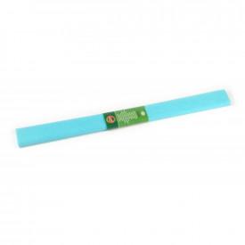 Hartie creponata, 200x50cm, Bleu Ciel, 10 buc/set - Koh-I-Noor