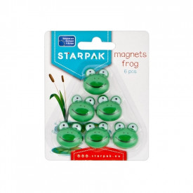 Magneti Broscuta, 6 buc/set - STARPAK