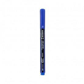 Marker CD/DVD Markline, albastru – LINC