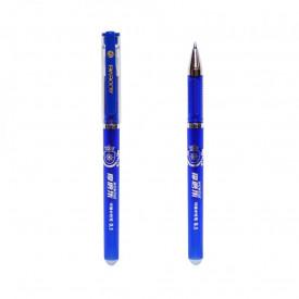 Pix cu cerneala termosensibila, clips, mina albastra, 0.5mm