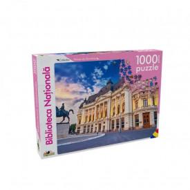 Puzzle 1000 piese Biblioteca Nationala