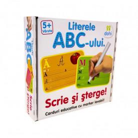 Scrie si sterge! ABC