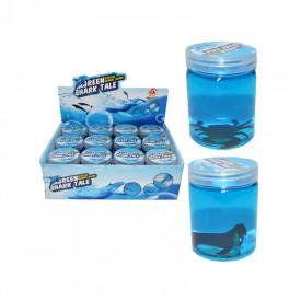 Slime in borcan, Animale marine