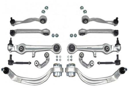 Kit brate suspensie fata MS-Germany Audi A8 (4E) 2002 - 2010