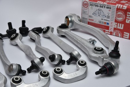 Kit brate suspensie fata MS-Germany Audi A4 B6 2000 - 2005