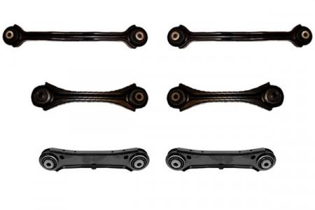 Kit brate suspensie spate  BMW Seria 1 (E81) (E87)  2003 - 2013