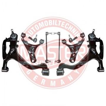 Kit brate suspensie fata MS-Germany Land Rover Discovery III (LA, TAA) 2004 - 2009