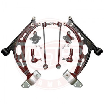 Kit brate suspensie fata MS-Germany Audi A3 (8P1) 2003 - 2012