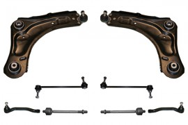 Kit brate suspensie fata MS-Germany Renault Fluence (L30) 2010 - 2016